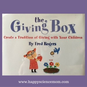 Book Review Giving Box