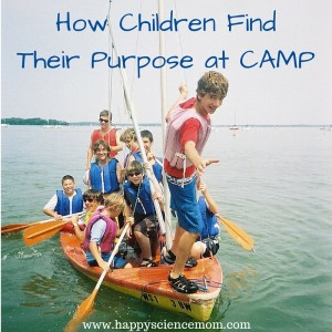 How Children Find Their Purpose at CAMP