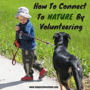 How To Connect To Nature By Volunteering