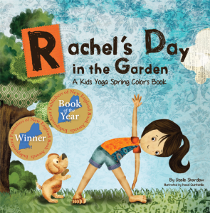 Book Review: Rachel's Day In The Garden