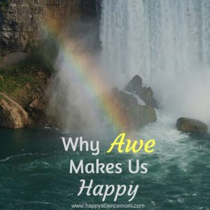 Why Awe Makes Us Happy