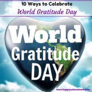 10 Ways To Celebrate World Gratitude Day