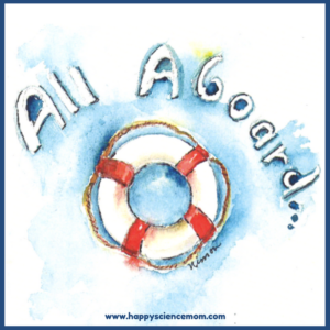 All Aboard: A Children's Book About Facing Challenges And Building Resilience