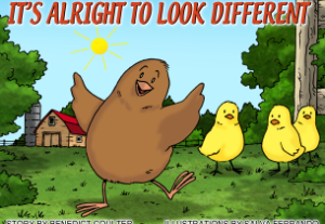 Book Review: It's Alright To Look Different