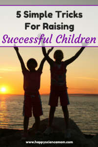 5 Simple Tricks For Raising Successful Children