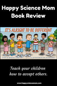 Book Review: It's Alright To Be Different