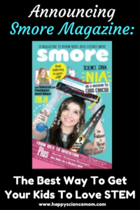 Announcing Smore Magazine: The Best Way To Get Your Kids To Love STEM