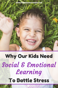 Why Our Kids Need Social And Emotional Learning To Battle Stress