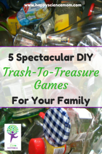 5 Spectacular DIY Trash-To-Treasure Games For Your Family