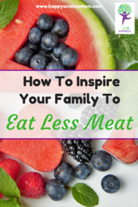 How To Inspire Your Family To Eat Less Meat