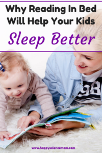 Why Reading In Bed Will Help Your Kids Sleep Better