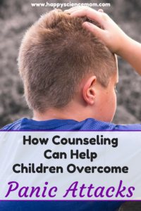 How Counseling Can Help Children Overcome Panic Attacks