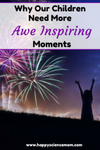 Why Our Children Need More Awe Inspiring Moments