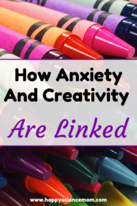 How Anxiety And Creativity Are Linked