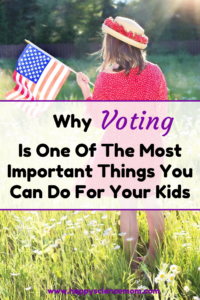 Why Voting Is One Of The Most Important Things You Can Do For Your Children's Happiness