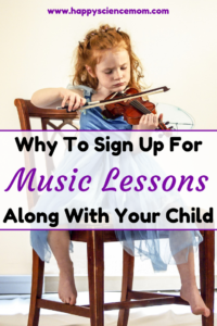 Why To Sign Up For Music Lessons Along With Your Child